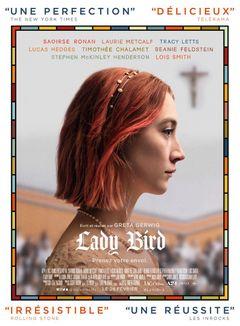 Affiche Lady Bird