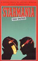 Affiche Starmania (version 1988)