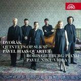 Pochette Quintets, op. 81 & 97