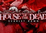 Jaquette House of the Dead : Scarlet Dawn