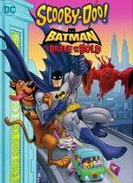 Affiche Scooby-Doo et Batman : L'Alliance des héros
