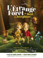 Affiche L'étrange forêt de Bert et Joséphine