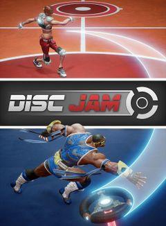 Jaquette Disc Jam