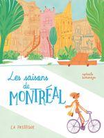 Couverture Les saisons de Montréal