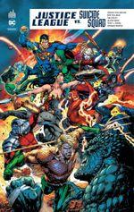 Couverture Justice League Vs. Suicide Squad