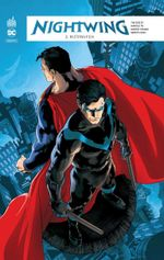 Couverture Blüdhaven - Nightwing (Rebirth), tome 2