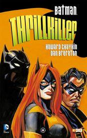Couverture Batgirl & Robin: Thrillkiller