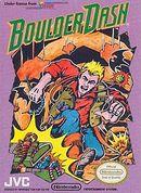 Jaquette Boulder Dash