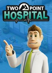Jaquette Two Point Hospital