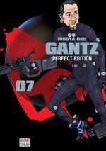 Couverture Gantz Perfect Edition, tome 7