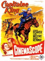 Affiche Capitaine King