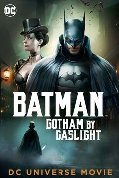 Affiche Batman : Gotham by Gaslight