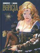 Couverture Le Pouvoir et l'Inceste - Borgia, tome 2
