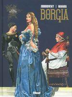 Couverture Du sang pour le pape - Borgia, tome 1