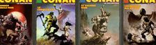 Cover Conan : intégrale éditoriale