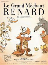 Affiche Le Grand Méchant Renard et autres contes