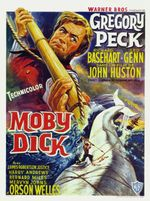 Affiche Moby Dick