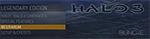 Couverture Halo : Bestiaire