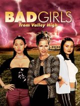 Affiche Bad Girls From Valley High