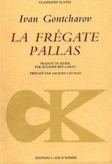Couverture La Frégate Pallas