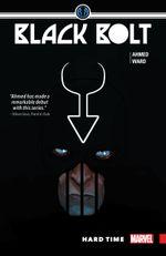 Couverture Black Bolt (2017), tome 1
