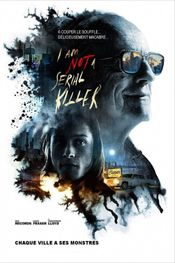 Affiche I Am Not a Serial Killer