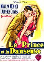 Affiche Le Prince et la Danseuse