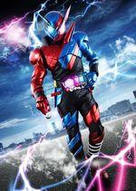 Affiche Kamen Rider Build