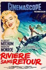 Affiche Rivière sans retour