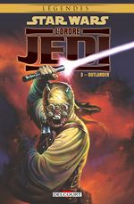Couverture Outlander - Star Wars : L'Ordre Jedi,tome 3