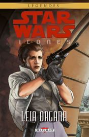 Couverture Leia Organa - Star Wars : Icones, Tome 02