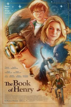 Affiche The Book of Henry