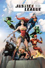 Couverture Intemporel - Justice League (Rebirth), tome 3