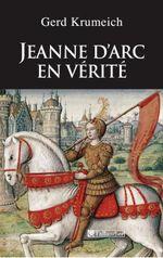 Couverture Jeanne d'Arc en vérité