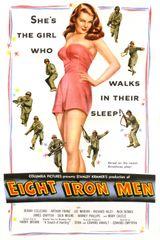 Affiche Huit hommes de fer