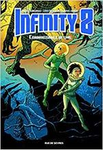 Couverture Connaissance Ultime - Infinity 8, tome 6