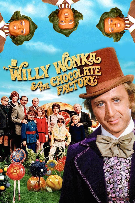 Affiches, posters et images de Charlie et la Chocolaterie (1971)