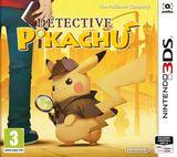 Jaquette Détective Pikachu
