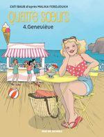 Couverture Geneviève - Quatre Soeurs, tome 4