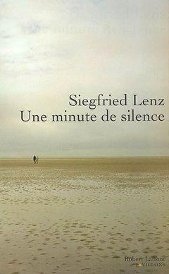 Couverture Une minute de silence
