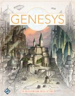 Couverture Genesys Core Rulebook