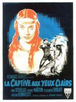Affiche La Captive aux yeux clairs