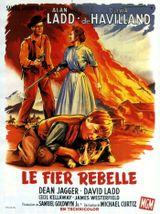 Affiche Le Fier Rebelle