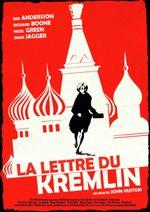 Affiche La Lettre du Kremlin