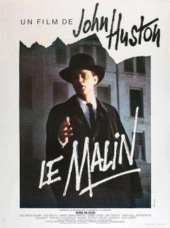 Affiche Le Malin