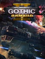 Jaquette Battlefleet Gothic : Armada 2