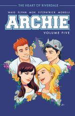 Couverture Archie (2015), tome 5