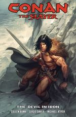 Couverture Conan the Slayer (2016), tome 2