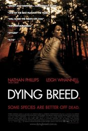 Affiche Dying Breed