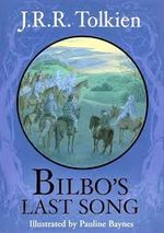 Couverture Bilbo's last song